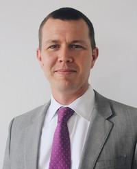 Insurance Agent Ian Davy