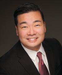 Agente de seguros John Kim