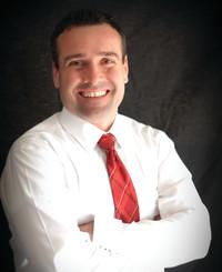 Insurance Agent Adam Haynes