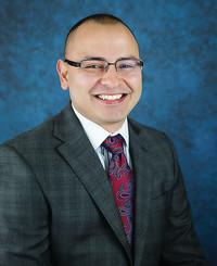 Agente de seguros Frank Hernandez