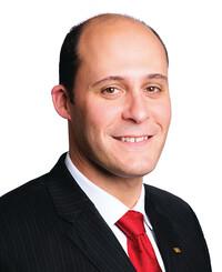 Insurance Agent Curt Beckham