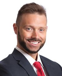 Insurance Agent Joseph Byers