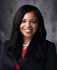 Agente de seguros Tanisha Johnson-Sutter