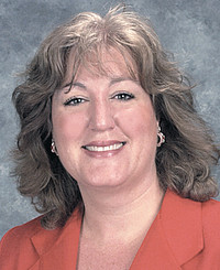Insurance Agent Cathie Townsend