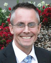Agente de seguros Matt Timothy