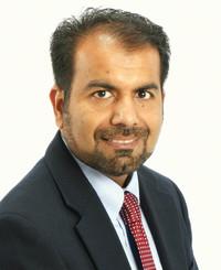 Agente de seguros Hussain Saleem