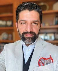 Agente de seguros Mustafa Rasuli