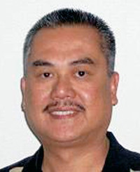 Insurance Agent Rufino Paguio