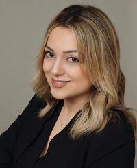 Agente de seguros Amanda Hacopian