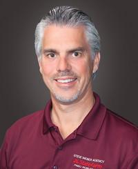 Agente de seguros Steve Weber