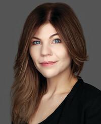 Agente de seguros Cassie Gleeson Wells