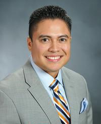 Insurance Agent Noel Lezama