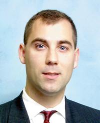 Agente de seguros Dave Hesler