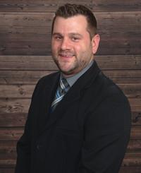 Agente de seguros Evan Spooner
