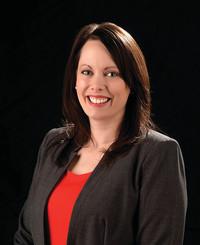 Agente de seguros April Lusk