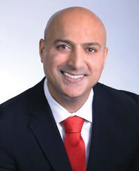 Agente de seguros Kash Bulsara