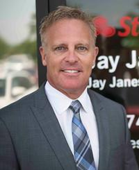 Agente de seguros Jay Janese