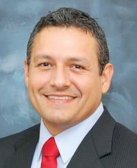Agente de seguros Joe Pena Jr