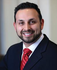 Insurance Agent Mario Giraldo