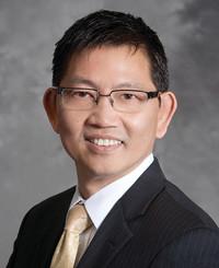 Agente de seguros Kilong Ung