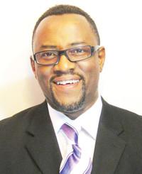 Insurance Agent Chris Bamgboye