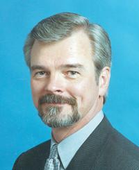 Insurance Agent Roger Haynes