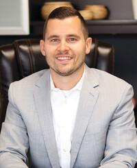 Agente de seguros Brandon Baxter