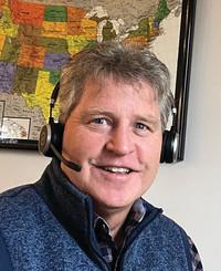 Agente de seguros Steve Candon