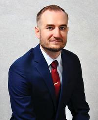Agente de seguros Kevin Becker