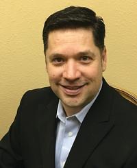 Insurance Agent Robert Ramos