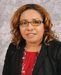 Insurance Agent Evelia Perez