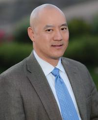 Agente de seguros David Wong