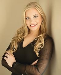 Agente de seguros Lauren Gibson