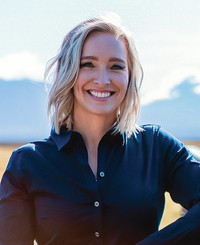 Agente de seguros Allie Hewitt