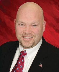 Insurance Agent Brian Dawson
