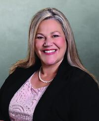 Agente de seguros Margaret Hopkins