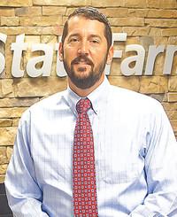 Agente de seguros Aaron Franklin