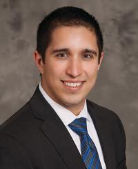 Insurance Agent Frank Sanchez