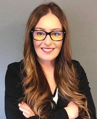 Agente de seguros Rebecca Fisher