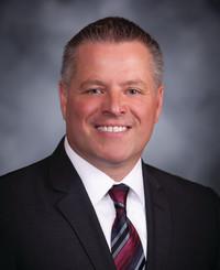 Agente de seguros Brad McCunniff