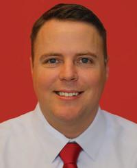 Agente de seguros Marc Ashley
