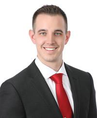 Agente de seguros Trent Thompson