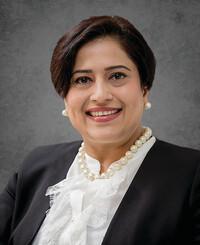 Insurance Agent Esha Patel