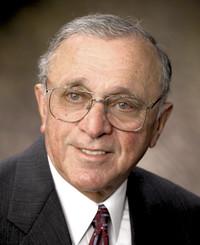 Insurance Agent Harold Cochran