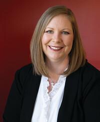 Agente de seguros Katie Farthing