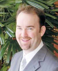 Agente de seguros Paul Gough