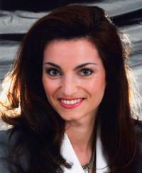 Agente de seguros Elena Sadur