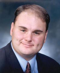 Agente de seguros Trent Johnson