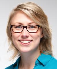 Agente de seguros Katie Halpin