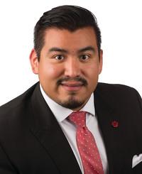 Agente de seguros Jacob Morales
